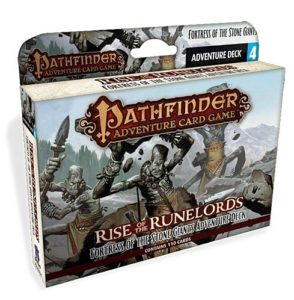 Pathfinder Adventure Card Game: Rise of the Runelords - Fortress of the Stone Giants