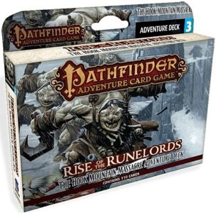 Pathfinder Adventure Card Game: Rise of the Runelords - The Hook Mountain Massacre