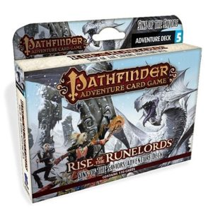 Pathfinder Adventure Card Game: Rise of the Runelords – Sins of the Saviors
