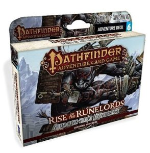 Pathfinder Adventure Card Game: Rise of the Runelords – Spires of Xin-Shalast