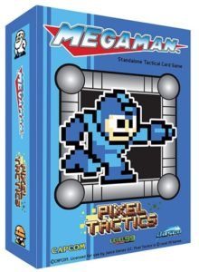 Pixel Tactics: Mega Man Blue Box