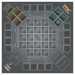 Playmat: Tiny Epic Mechs