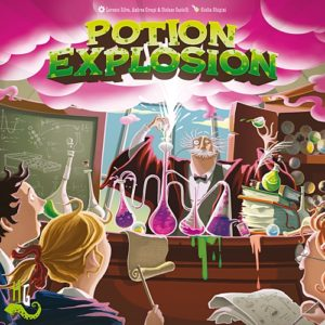 Potion Explosion Second Edition