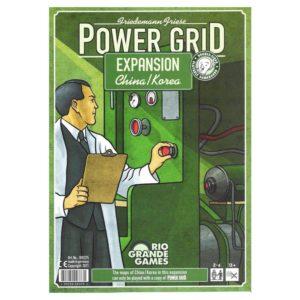 Power Grid - Korea/China (recharged)