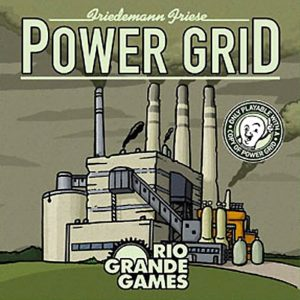 Power Grid Power Plant Deck 2