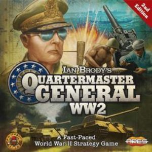Quartermaster General WW2 (Second Edition)