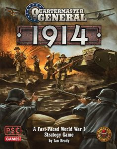 Quartermaster General: 1914 (reprinted)