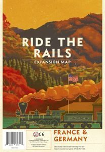 Ride the Rails: France/Germany