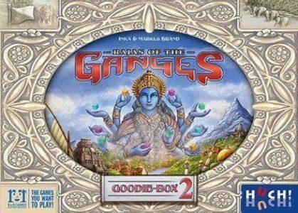 Rajas of the Ganges: Goodie Box 2
