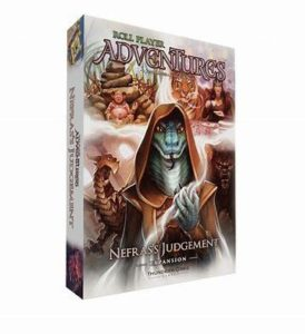 Roll Player Adventures: Nefras's Judgement