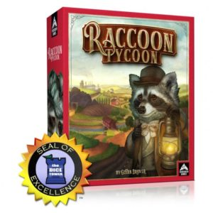 Raccoon Tycoon Standard Edition
