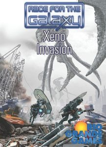 Race for the Galaxy: Xeno Invasion