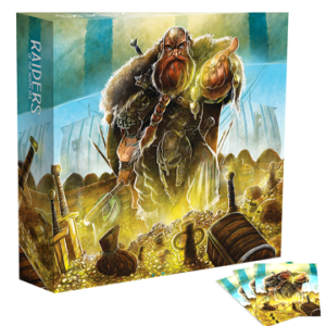 Raiders of the North Sea: Collectors Box