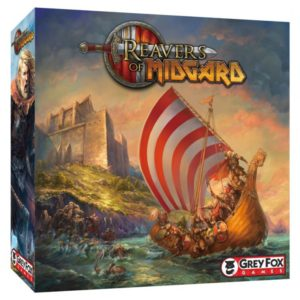 Reavers of Midgard - PREORDER (Order by itself ONLY - see FAQ)