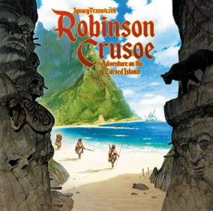 Robinson Crusoe: Adventure on the Cursed Island