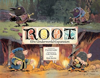 Root: The Underworld - PREORDER (Order by itself ONLY - see FAQ)