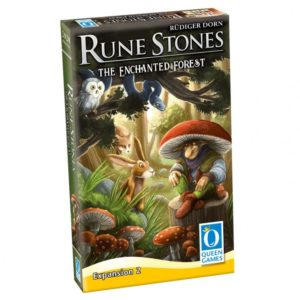 Rune Stones: The Enchanted Forest (minor box damage)