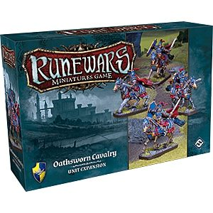 Runewars Miniatures Game - Oathsworn Cavalry Expansion Pack