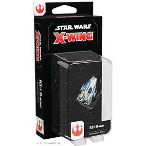 Star Wars: X-Wing (Second Edition) – RZ-1 A-Wing Expansion Pack