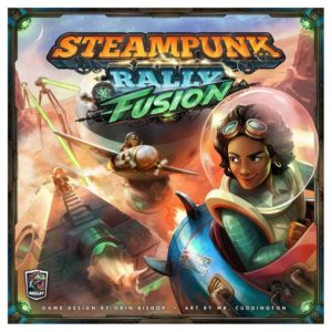 Steampunk Rally Fusion