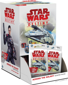 Star Wars: Destiny – Across the Galaxy Booster Box