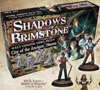 Shadows of Brimstone: City of Ancients Alt Gender Hero Pack
