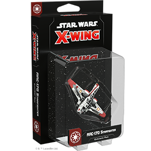 Star Wars: X-Wing (Second Edition) – ARC-170 Starfighter Expansion Pack