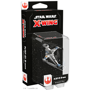 Star Wars: X-Wing (Second Edition) – A/SF-01 B-Wing