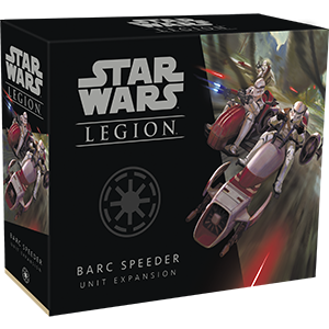Star Wars: Legion - Barc Speeder