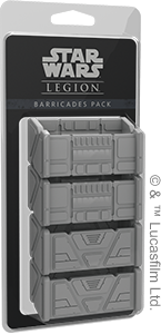 Star Wars: Legion – Barricades Pack