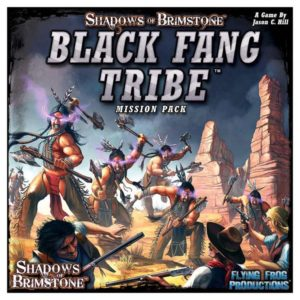 Shadows of Brimstone: Black Fang