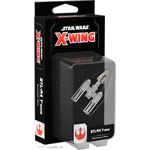 Star Wars: X-Wing (Second Edition) – BTL-A4 Y-Wing Expansion Pack (2018)