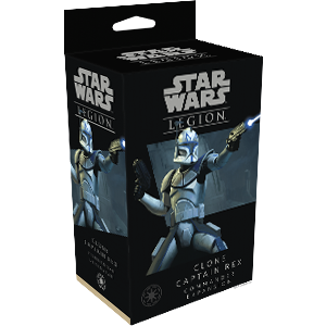 Star Wars: Legion - Captain Rex Commander Expansion