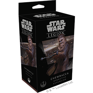 Star Wars: Legion – Chewbacca Operative Expansion