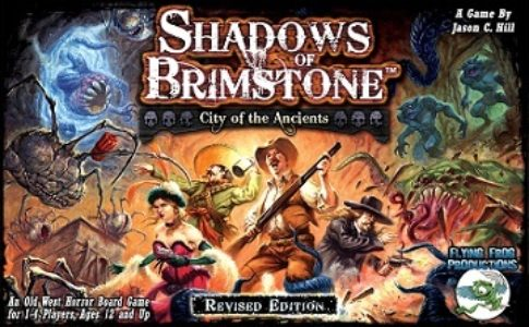 Shadows of Brimstone: City of the Ancients (Revised Edition)