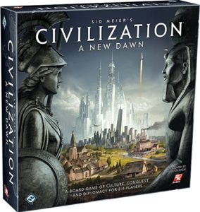 Sid Meier's Civilization: a New Dawn BASE