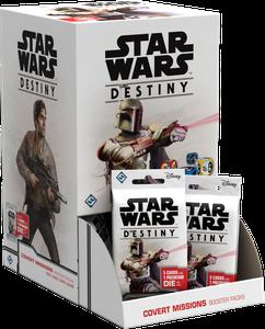 Star Wars: Destiny – Covert Missions Booster Box