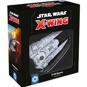 Star Wars: X-Wing (Second Edition) – VT-49 Decimator