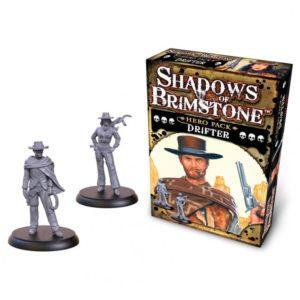 Shadows of Brimstone: Drifter Hero Pack