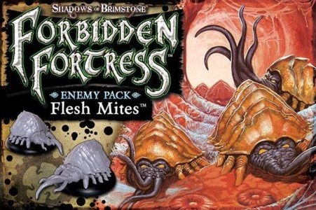 Shadows of Brimstone: Flesh Mites Enemy Pack
