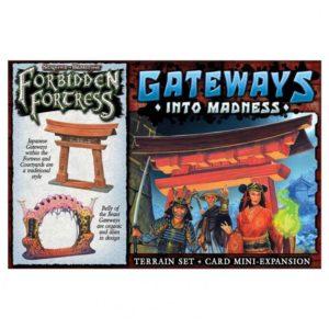 Shadows of Brimstone: Forbidden Fortress: Gateway into Madness