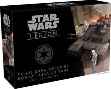 Star Wars: Legion – ITX-225 GAVw Occupier Combat Assault Tank Unit