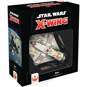 Star Wars: X-Wing (Second Edition) – Ghost Expansion Pack