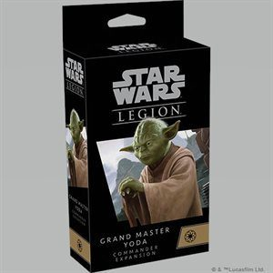 Star Wars: Legion – Grand Master Yoda Commander Expansion