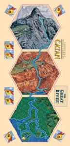 Settlers of Catan - The Great River