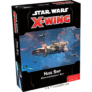 Star Wars: X-Wing (Second Edition) – Huge Ship Conversion Kit