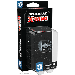 Star Wars: X-Wing (Second Edition) – Inquisitor's Tie Expansion Pack