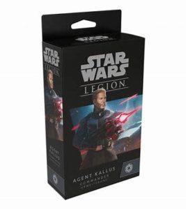 Star Wars: Legion – Agent Kallus Commander Expansion
