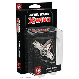 Star Wars: X-Wing (Second Edition) – LAAT/i Gunship Expansion Pack