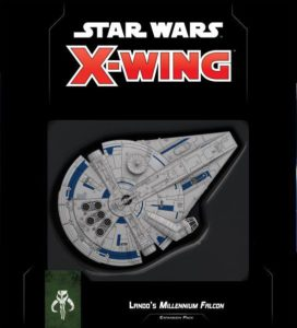 Star Wars: X-Wing (Second Edition) – Lando's Millennium Falcon